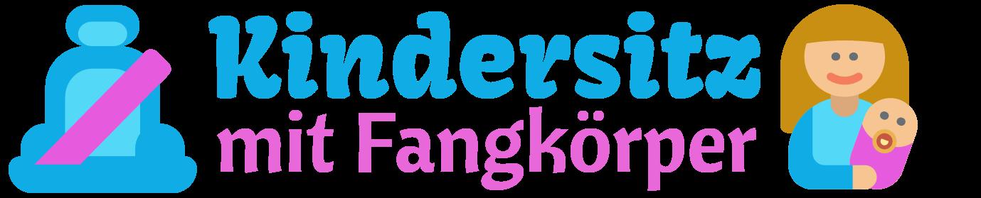 Kindersitz mit Fangkörper