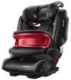 RECARO Monza Nova IS Autositz Gruppe 1/2/3 (9-36kg), Black -