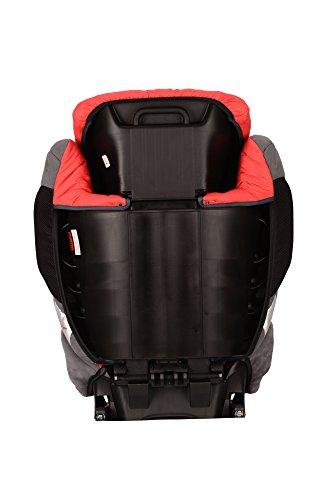 Storchenmühle Solar IS Autositz Gruppe 1/2/3 (9-36 kg), chilli -