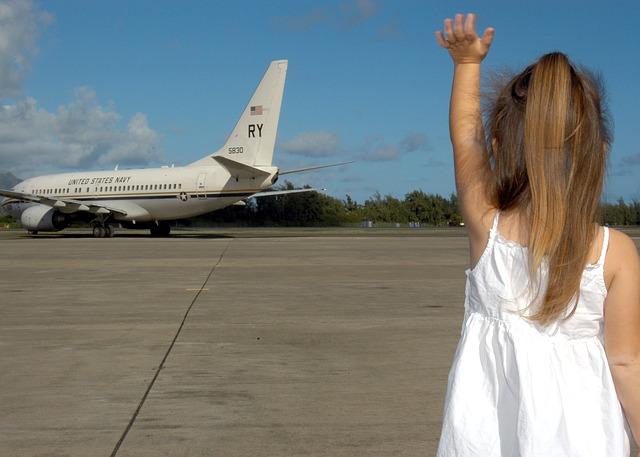 Kindersitz für Flugzeug